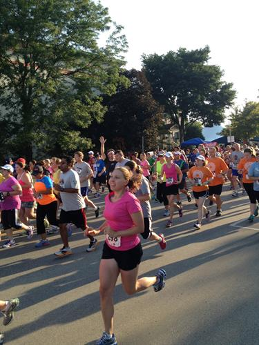 DuPagePads Run/Walk – 5K & 10K  Sept. 6, 2014, 8:00 a.m. Downtown Wheaton