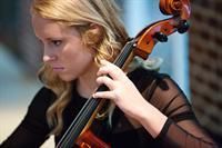 Cello Student - Laura Zelis