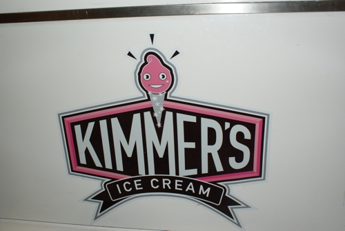 Kimmers Ice Cream Sponsors 'Clare Woods Academy Day' June 2015