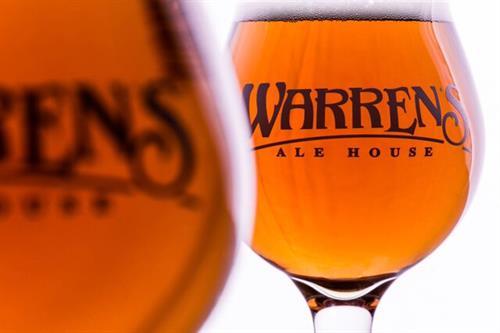 24 artisanally chosen craft beers on draft