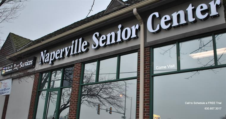Naperville Senior Center Adult Day Services
