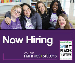 Always Hiring! - Tutors & Childcare providers to be role models!