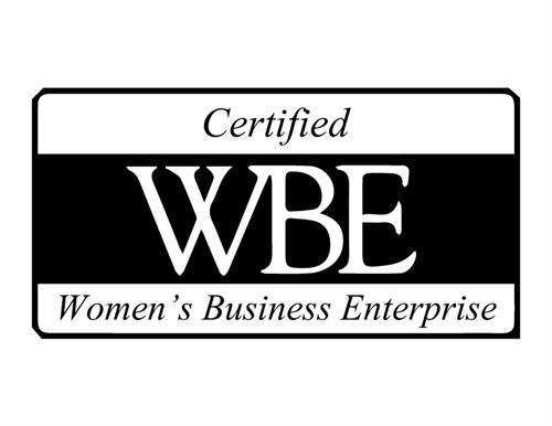 Certified WBE/PBE/SBSA