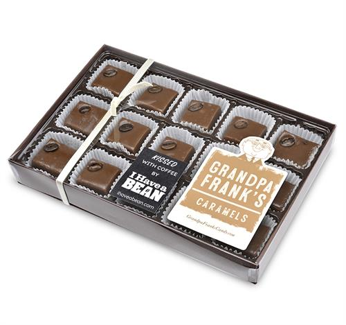 Sample 15 Piece Box (Coffee Caramel)