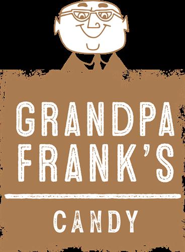 Grandpa Frank's Candy Logo
