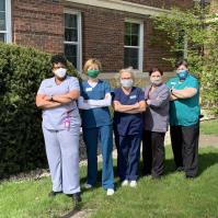 Villa St. Benedict Recognizes National Nurses Week