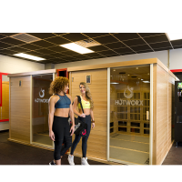 Innovative Exercise & Wellness Concept HOTWORX to Open at Mixed-Use Lifestyle Center