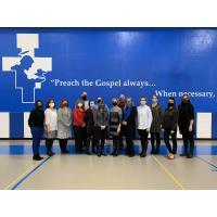 St. Francis High School Celebrates Catholic Schools Week