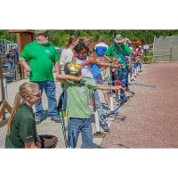 Archery Open House Showcases Popular Sport at Blackwell on Aug. 7