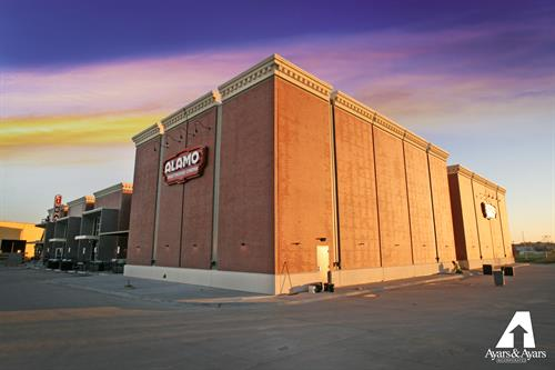 Alamo Drafthouse Tilt-Up Project - Omaha, NE
