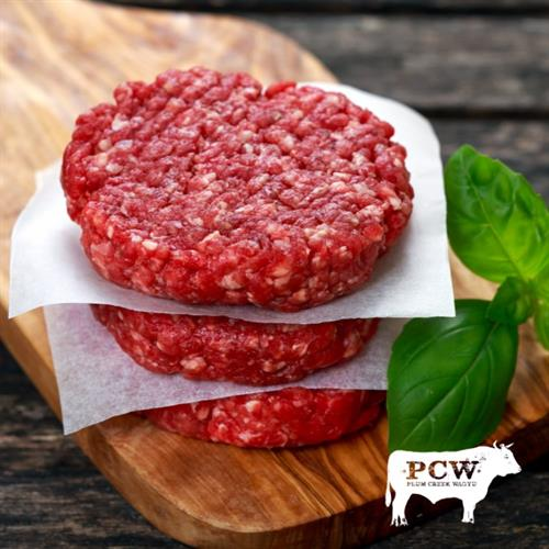Fullblood Wagyu Burger Patties