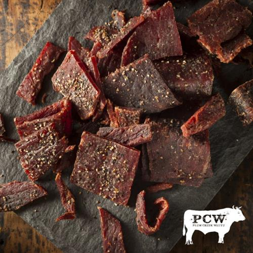 Wagyu Jerky in 3 delicious flavors!