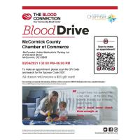 Chamber of Commerce Blood Drive
