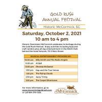 Gold Rush Festival 2021