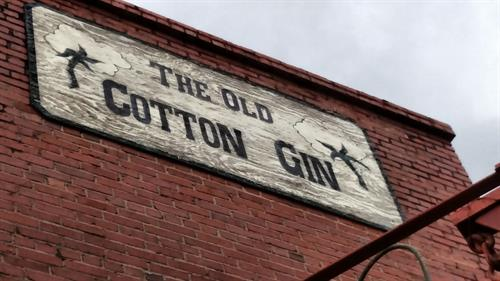 Dorn Mill Cotton Gin