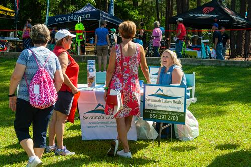 The Blueway Festival is one of our favorite events throughout the year!