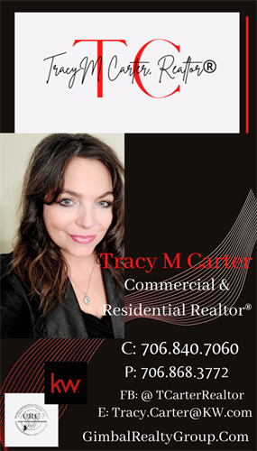 Tracy M Carter, Commercial Realtor