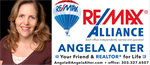 Angela Alter - Friend & REALTOR® for Life with RE/MAX Alliance