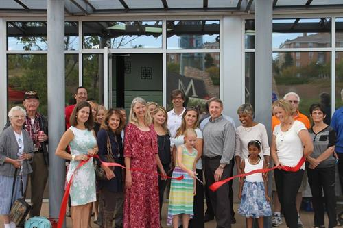 Superior Chamber of Commerce Ribbon Cutting