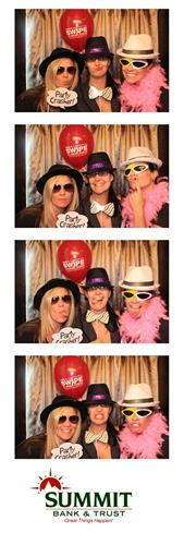 Photo Booth at Free Community Carnival