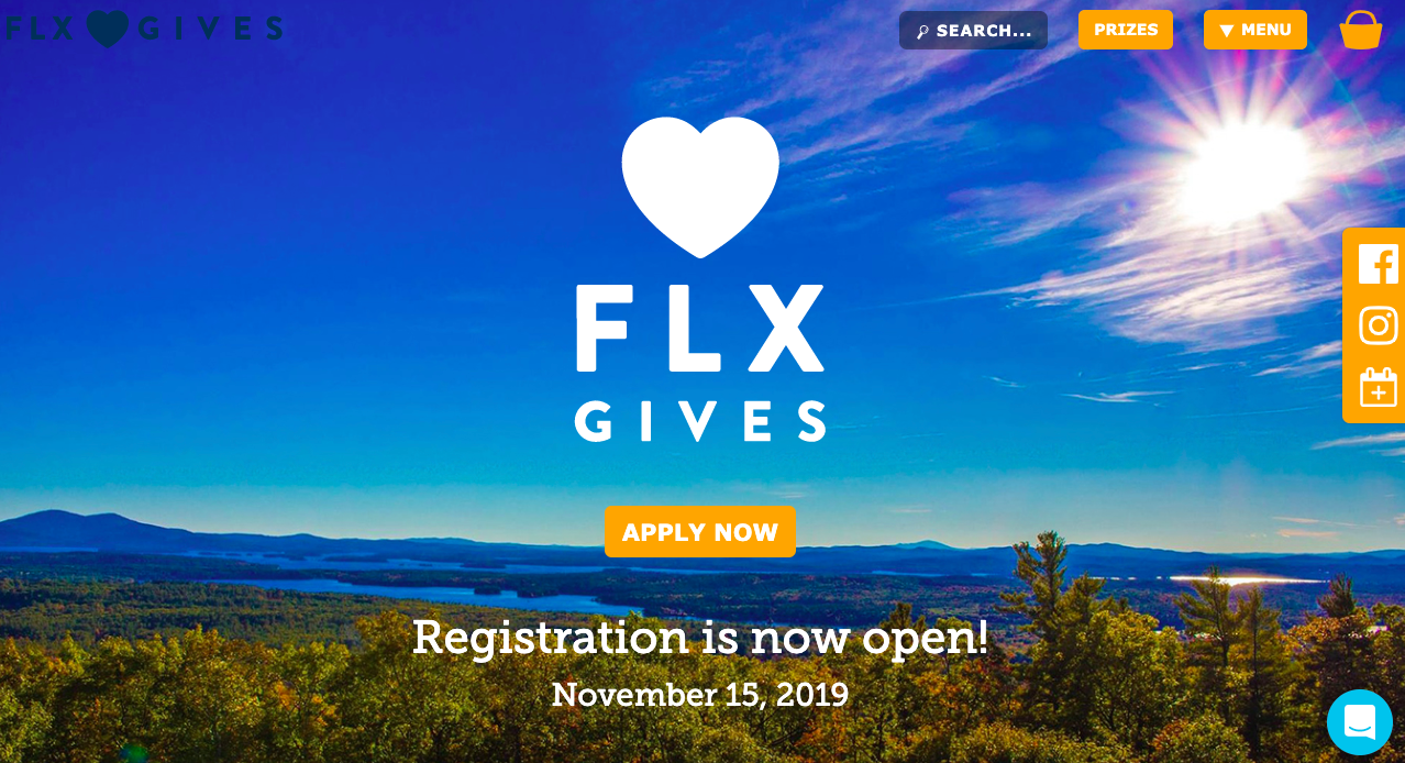 Randi Hewit Guest Post: FLX Gives