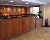 Inviting and Vibrant Lobby