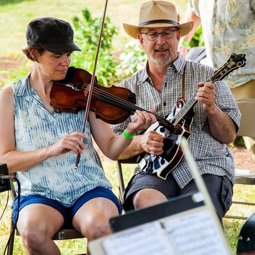 Our anuual Old Time Fiddlers Gathering and Folk Arts Festival at Lakewood Vineyards! *Photo by Chris Walters