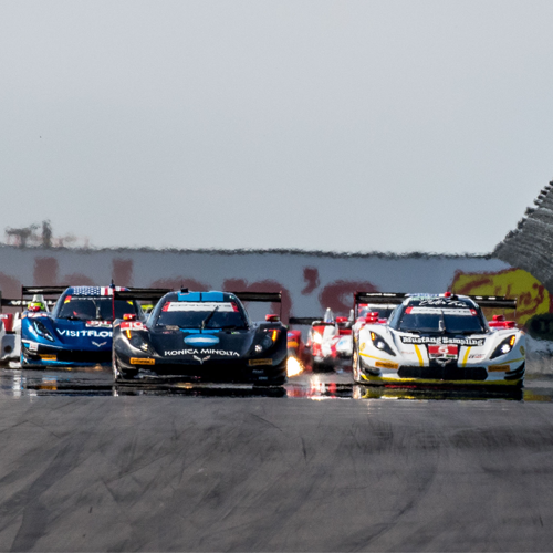 The IMSA WeatherTech Sportscar Championship takes the green flag at Watkins Glen International.