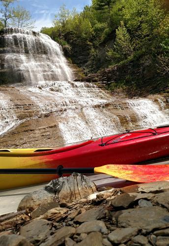 Hector Falls Seneca Lake