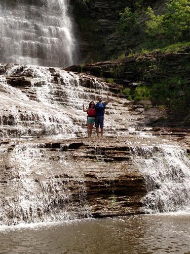Hector Falls, Seneca Lake