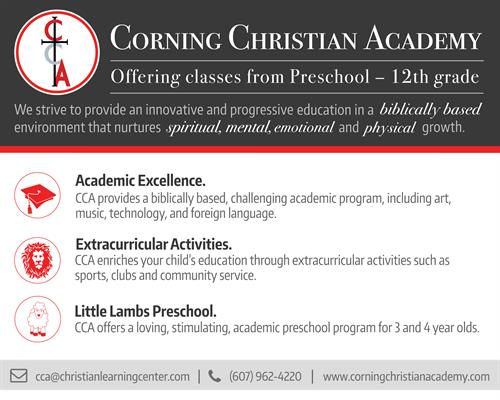 Now Enrolling for the 2018-2019 school year!