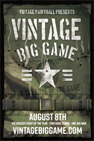 Vintage BIG Game - The BIGGEST Paintball event of the year!