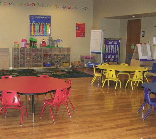 The Connection Certified Preschool