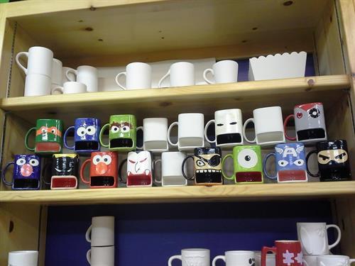 Mugs Mugs Mugs