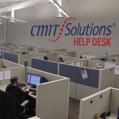 CMIT Help Desk - Available for 24 x 7 x 365 Support