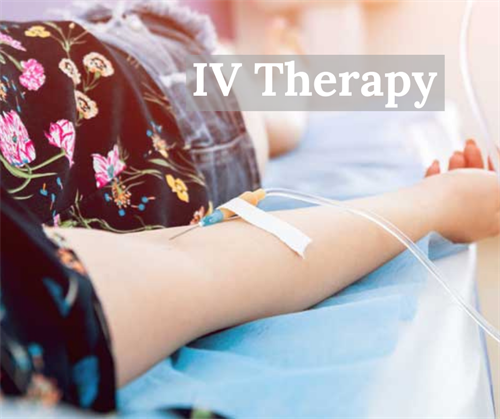 IV Therapy - Boost your immune system!