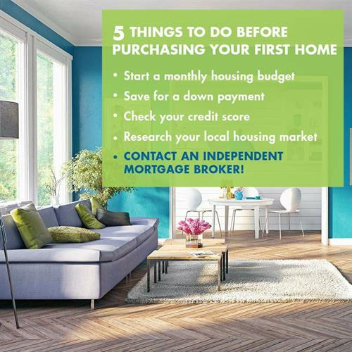 Steps To Get A Mortgage