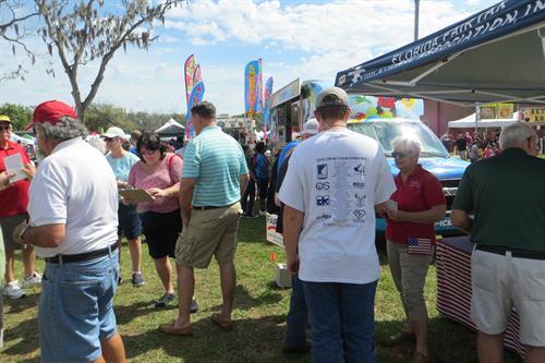 FAIRtax at Strawberry Festival in Ocala, Florida