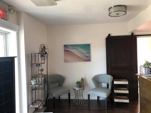 Reception/Living Room