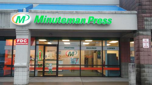 Minuteman Press - Beechmont