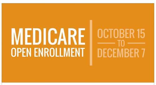 Medicare Advantage & Prescription annual election period.