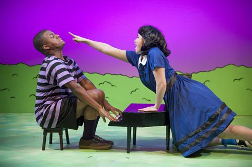 """MST's production of """"You're a Good Man, Charlie Brown"""""""