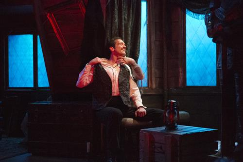 "MST's production of ""Dracula"""