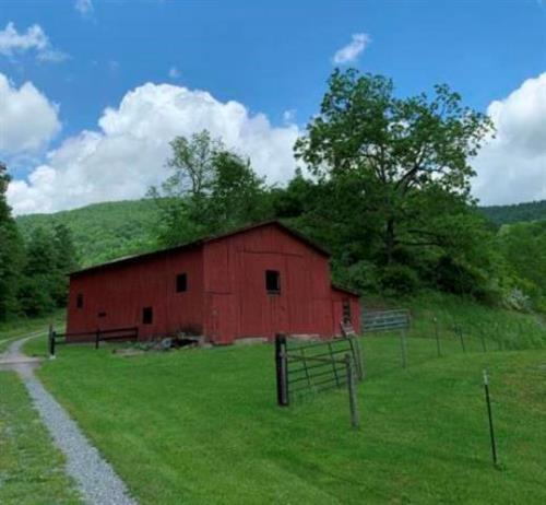 100 ACRES OF WILD & WONDERFUL! MOSTLY WOODED w/10+ AC PASTURE