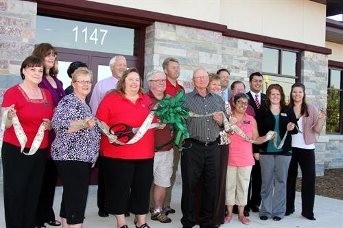 Our Coopersville Branch Ribbon Cutting and Grand Opening!