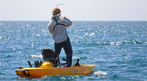 Hobie Kayak Fishing