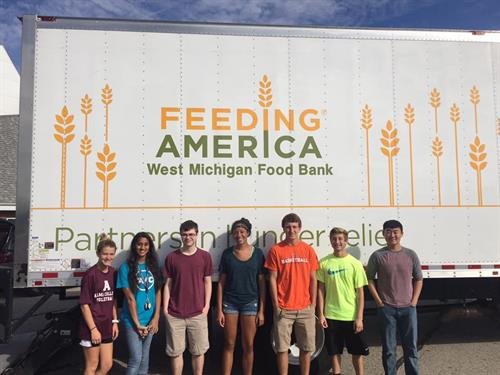 CAYAC at the Feeding Truck 2016