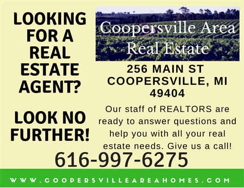We are here to help with all your Real Estate needs.