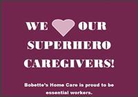 Bobette's Home Care