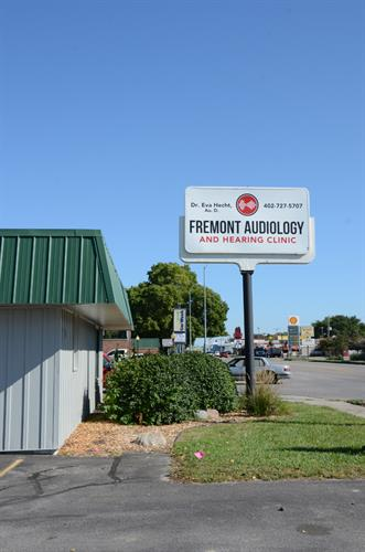 street view of location in Fremont